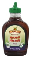 Image of Madhava Natural Sweeteners - Agave Nectar Raw - 23.5 oz.