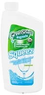 Image of Green Shield Organic - USDA Certified Automatic Washer Liquid Detergent Lemongrass - 32 oz.