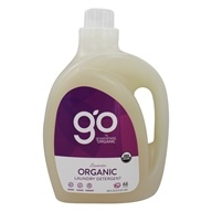 GreenShield Organic - Laundry Detergent 3x Concentrated 66-100 Loads Lavender Scent - 100 oz.