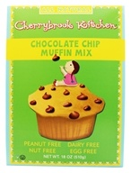 Cherrybrook Kitchen - Chocolate Chip Muffin Mix - 18 oz. by Cherrybrook Kitchen