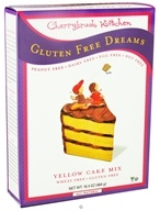 Cherrybrook Kitchen - Gluten Free Dreams Yellow Cake Mix - 16.4 oz.