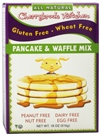 Cherrybrook Kitchen - Gluten Free Dreams Pancake & Waffle Mix - 18 oz. (182308201652)