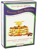 Cherrybrook Kitchen - Gluten Free Dreams Chocolate Chip Pancake Mix - 18 oz.