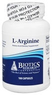 Image of Biotics Research - L-Arginine 700 mg. - 100 Capsules