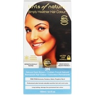 Tints Of Nature - Conditioning Permanent Hair Color 3N Natural Dark Brown - 4.4 oz. by Tints Of Nature