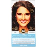 Tints Of Nature - Conditioning Permanent Hair Color 5N Natural Light Brown - 4.4 oz.