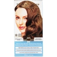 Tints Of Nature - Conditioning Permanent Hair Color 6N Natural Dark Blonde - 4.4 oz. (704326100603)
