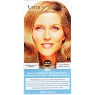 Tints Of Nature - Permanent Hair Color 8N Natural Light Blonde - 4.4 oz. LUCKY PRICE