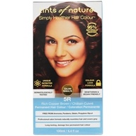 Tints Of Nature - Conditioning Permanent Hair Color 5R Rich Copper Brown - 4.4 oz. LUCKY PRICE