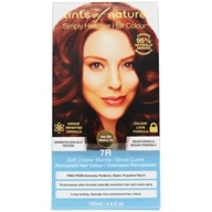 Tints Of Nature - Conditioning Permanent Hair Color 7R Soft Copper Blonde - 4.4 oz. (704326101907)