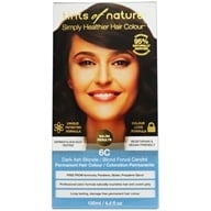 Tints Of Nature - Conditioning Permanent Hair Color 6C Dark Ash Blonde - 4.4 oz. (704326101600)