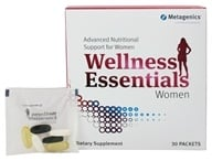 Metagenics - Wellness Essentials for Women - 30 Packet(s) (755571929556)