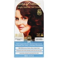 Image of Tints Of Nature - Conditioning Permanent Hair Color 6R Dark Copper Blonde - 4.4 oz.