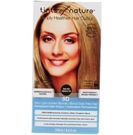 Tints Of Nature - Conditioning Permanent Hair Color 9D Very Light Golden Blonde - 4.4 oz. (704326101112)