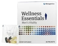 Metagenics - Wellness Essentials Men's Vitality - 30 Packet(s), from category: Professional Supplements