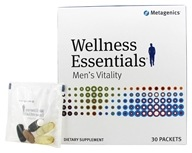 Metagenics - Wellness Essentials Men's Vitality - 30 Packet(s) (755571929549)