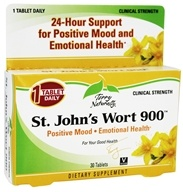 EuroPharma - Terry Naturally St. John's Wort 900 mg. - 30 Tablets, from category: Herbs