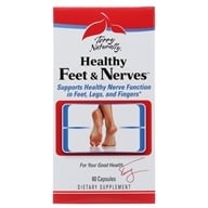 EuroPharma - Terry Naturally Healthy Feet & Nerves - 60 Capsules (367703342067)