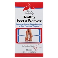EuroPharma - Terry Naturally Healthy Feet & Nerves - 60 Capsules, from category: Herbs