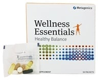 Metagenics - Wellness Essentials Healthy Balance - 30 Packet(s), from category: Professional Supplements