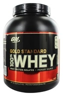 Optimum Nutrition - 100% Whey Gold Standard Protein Chocolate Malt - 5 lbs. (748927022346)