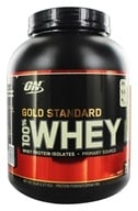 Optimum Nutrition - 100% Whey Gold Standard Protein Chocolate Malt - 5 lbs. - $53.99