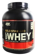 Optimum Nutrition - 100% Whey Gold Standard Protein Powder Chocolate Coconut - 5 lbs. by Optimum Nutrition