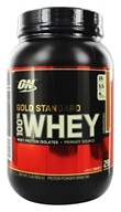 Optimum Nutrition - 100% Whey Gold Standard Protein Chocolate Malt - 2 lbs., from category: Sports Nutrition