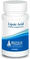 Biotics Research - Lipoic Acid - 60 Capsules
