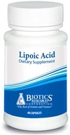 Biotics Research - Lipoic Acid - 60 Capsules - $20.60