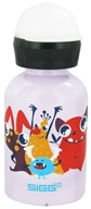 Sigg - Aluminum Water Bottle For Kids Monster Family - 0.3 Liter(s) CLEARANCE PRICED