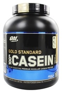 Image of Optimum Nutrition - 100% Casein Gold Standard Chocolate Peanut Butter - 4 lbs.