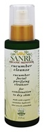 SanRe Organic Skinfood - Cucumber Cleanse Facial Purifying Cleanser - 4 oz.