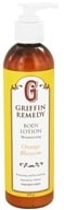 Image of Griffin Remedy - Moisturizing Body Lotion Orange Blossom - 8 oz.