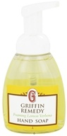 Image of Griffin Remedy - Foaming Hand Soap Lemon Verbena - 8 oz.
