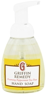 Image of Griffin Remedy - Foaming Hand Soap Peppermint Tea Tree - 8 oz.