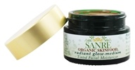SanRe Organic Skinfood - Radiant Glow-Medium Tinted Facial Moisturizer - 1.1 oz.