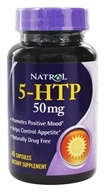 Natrol - 5-HTP 50 mg. - 45 Capsules, from category: Nutritional Supplements