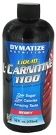 Dymatize Nutrition - Liquid L-Carnitine Berry 1100 mg. - 16 oz.