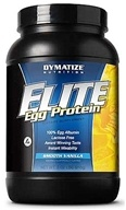 Dymatize Nutrition - Elite Egg Protein Vanilla - 2.02 lbs., from category: Sports Nutrition