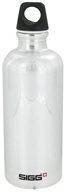 Sigg - Aluminum Water Bottle Traveler Aluminum - 0.6 Liter(s)