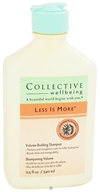 Collective Wellbeing - Shampoo Less Is More Volume Building Calendula & Horsetail - 11.5 oz. (800704030040)