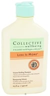 Collective Wellbeing - Shampoo Less Is More Volume Building Calendula & Horsetail - 11.5 oz.