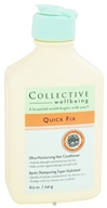 Collective Wellbeing - Conditioner Quick Fix Ultra-Moisturizing Camilla Oil & Illipe Butter - 8.5 oz., from category: Personal Care