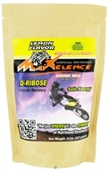 Maxelence - D-Ribose Energy Drink Mix Lemon - 0.5 lbs. OVERSTOCKED DAILY DEAL