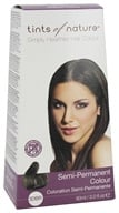 Tints Of Nature - Semi-Permanent Hair Color Dark Brown - 3 oz. ...