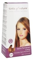 Tints Of Nature - Semi-Permanent Hair Color Copper Brown - 3 oz. (704326400505)