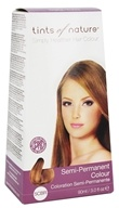 Tints Of Nature - Semi-Permanent Hair Color Copper Brown - 3 oz., from category: Personal Care
