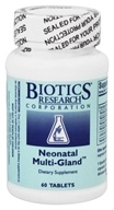 Biotics Research - Neonatal Multi-Gland - 60 Tablets (055146030250)