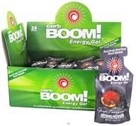 Carb BOOM - Energy Gel Grape Pomegranate - 1.4 oz.